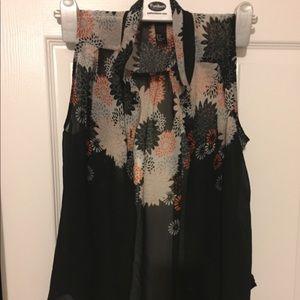 H&M blouse ( read description)